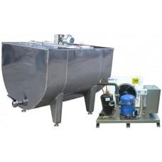Ванна охлаждения ИПКС-024-630(Н) без холодильного агрегата
