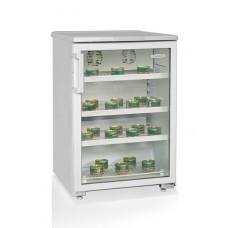Низкотемпературный шкаф-витрина Бирюса 154EKSN/Е