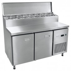 Стол холодильный для пиццы СХС-70-01П
