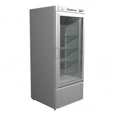 Холодильный шкаф Carboma V560C (стекло)