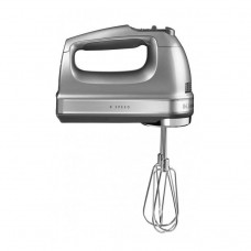 Миксер ручной KitchenAid 5KHM9212ECU серебристый