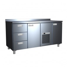 Стол холодильный Carboma 3GN/NT 311