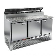 Холодильный стол Hicold PZE2-111/GN (1/6H) камень