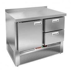 Холодильный стол Hicold GNE 12/TN