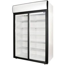 Холодильный шкаф polair DM114Sd-S (ШХ-1.4 купе)