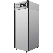 Холодильный шкаф polair CM105-G (ШХ-0.5 (нерж))