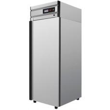 Холодильный шкаф polair CM107-G (ШХ-0.7 (нерж))