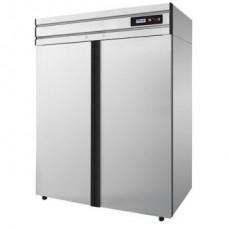 Холодильный шкаф polair CM110-G (ШХ-1.0 (нерж))