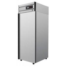 Холодильный шкаф polair CB107-G (ШН-0.7 (нерж))