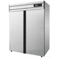 Холодильный шкаф polair CB114-G (ШН-1.4 (нерж))
