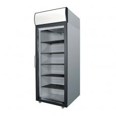 Холодильный шкаф polair DM105-G (ШХ-0.5 ДС   (нерж))