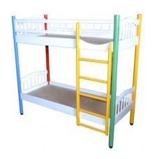 Двухъярусная детская кровать Карандаш