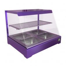 Витрина тепловая Кобор CR1-80H purple