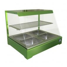 Витрина тепловая Кобор CR1-80H green
