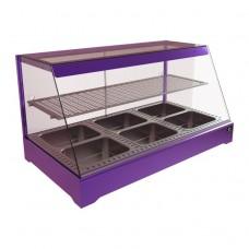 Витрина тепловая Кобор CR1-117H purple