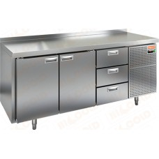 Холодильный стол Hicold GN 113/BT