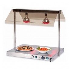 Подогреватель блюд с 2 инфракрасными лампами  Bartscher A114.245