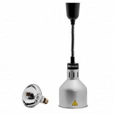 Инфракрасная лампа Hurakan HKN-DL775 серебро