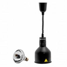 Инфракрасная лампа Hurakan HKN-DL775 чёрная