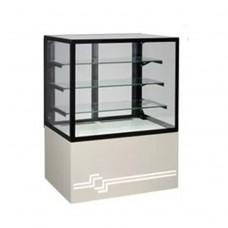 Витрина кондитерская охлаждаемая UNIS Cube II 600 Pearl White