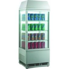 Витрина холодильная барная «Convito» RT78L-1 Silver