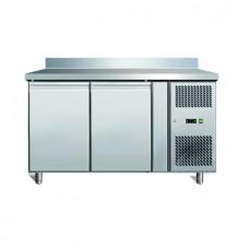 Cтол c охлаждаемым шкафом Cooleq GN2200TN бортик
