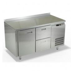 Стол холодильный пристенный Техно-ТТ СПБ/О-222/12-1307