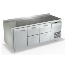 Стол холодильный пристенный Техно-ТТ СПБ/О-222/14-1807