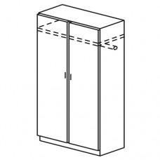 Шкаф для кабинета личной гигиены 1 (М-109)