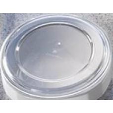 Круглая крышка на чашу для салата, десерта