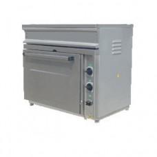 Электроплита Гомельторгмаш 2 конфорки ПЭМ 2-020 с жарочным шкафом