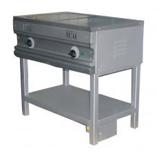 Электроплита Гомельторгмаш 2 конфорки ПЭМ 2-030 без жарочного шкафа