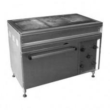 Электроплита Гомельторгмаш 3 конфорки ПЭМ 3-010 с жарочным шкафом