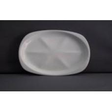 Тарелка для главного блюда Blanco
