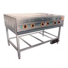 Электроплита на 6 конфорок ПЭМ 6-020 без жарочного шкафа
