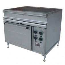 Электроплита 4 конфорки  ПЭМ 4-010 - Н с жарочным шкафом