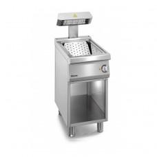 Мармит для картофеля фри электрический  напольный с открытой подставкой Bartscher 286626