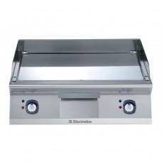Плита контактной жарки 800 мм ELECTROLUX E7FTGHCS00 371038 газ