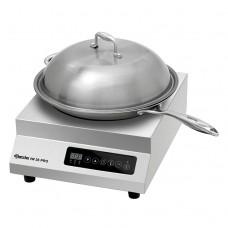 STL Комплект с индукционной плитой ВОК IW 35 PRO Bartscher 105833