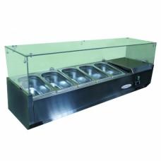 Витрина холодильная VRX1500 II