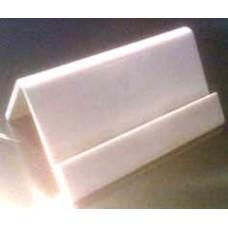 Пластиковый держатель карточек термоподноса