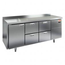 Холодильный стол Hicold GN 122/TN LT