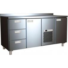 Холодильный стол ТМ ROSSO 3GN/NT Carboma 133
