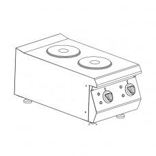 Плита электрическая Kocateq 0M0PE1