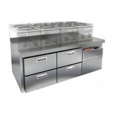 Холодильный стол Hicold GN 22/BT LT SH