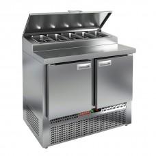 Холодильный стол Hicold PZE2-11/GN (1/6H)