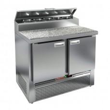 Холодильный стол Hicold PZE2-11/GN (1/6H) камень