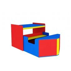Стол раздвижной Пароход