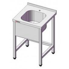 Ванна моечная ВМ1E0606