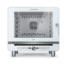 Пароконвектомат электрический ALPHATECH  ICET051, система моющая ILCS1, термощуп ISC04